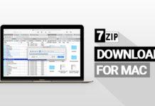 7zip for mac