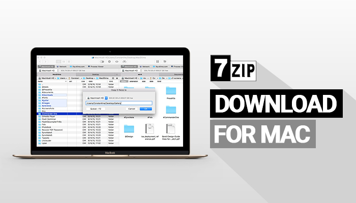 7zip for mac
